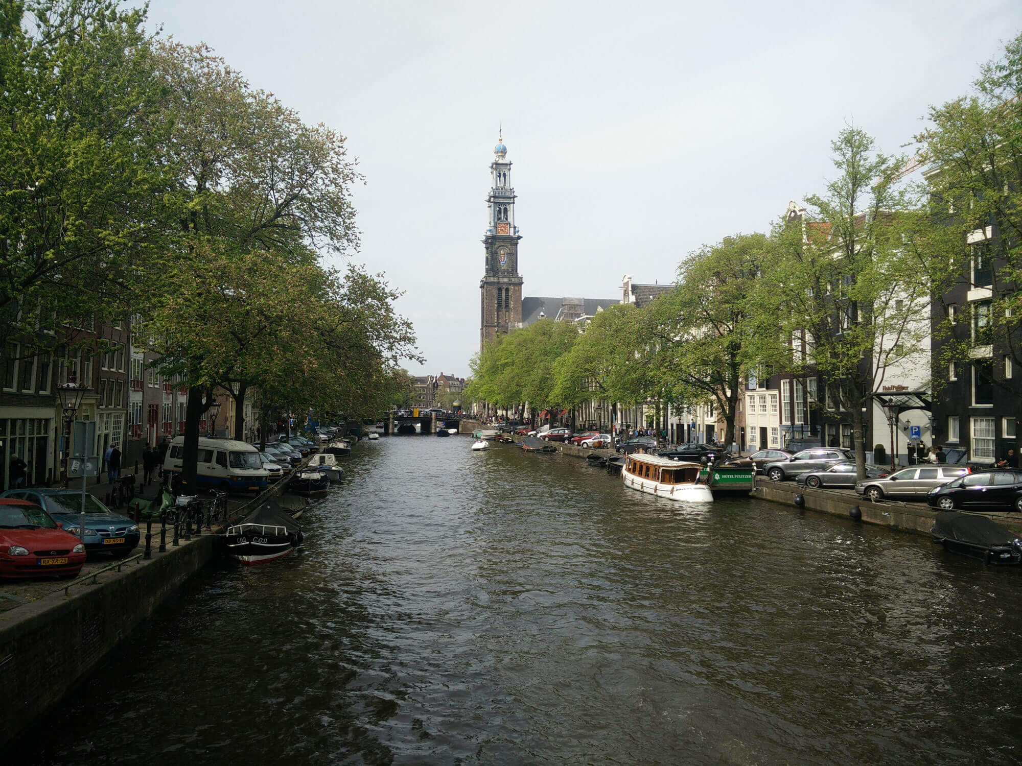 Prinsegracht Amsterdam